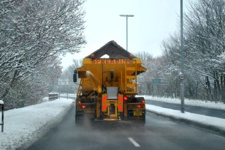 Gritters are primed and ready as temperatures plunge in the Melton borough EMN-190201-144856001