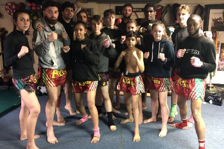 The Assassins Muay Thai squad ready for action after intensive preparations EMN-190219-154211002