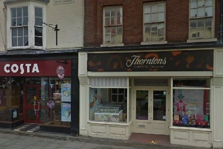 The Thorntons shop in Melton which is closing in March EMN-190221-170230001