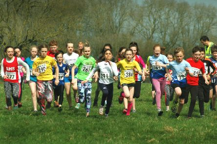 The Frisby Fun Run is open to all ages and abilities EMN-190703-150653002