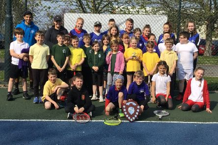 Melton and Belvoir Primary School Tennis Championships EMN-190424-163759002