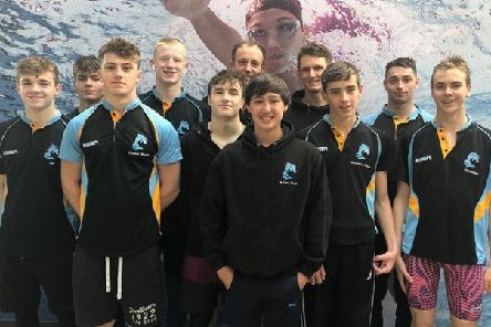 Melton's boys squad, from left - Will Graham, Igor Jones, Connor Boylan, Tom Rochelle, Josh Tapsell, Michael Hill, Adam Drew, George Peberdy, Benedict Pater, Sam Gillespie, Christiaan Williams EMN-190515-112101002