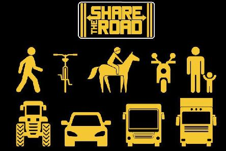 Leicestershire Police's Share The Road Campaign EMN-191106-125526001