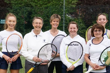 Hamilton's ladies' first team are back at the top EMN-190625-113352002