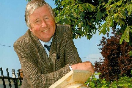 Fred Parker, a teacher at Melton's Brownlow Primary School for more than 40 years, who passed away earlier this year aged 72 EMN-190715-115522001