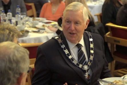 Melton Town Estate Senior Townwarden John Southerington shown on the BBC1 pie awards documentary EMN-190917-115712001