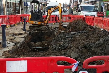Work teams will be replacing ageing water pipes across Melton as part of a �360,000 Severn Trent scheme EMN-191029-112908001