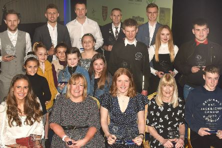The Sports Awards for 2019 winners group EMN-200228-231600002