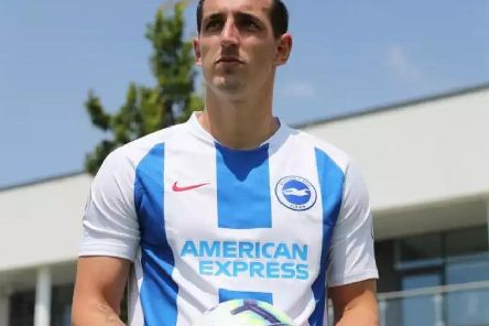 Lewis Dunk credits Bognor with helping him become the player he is today