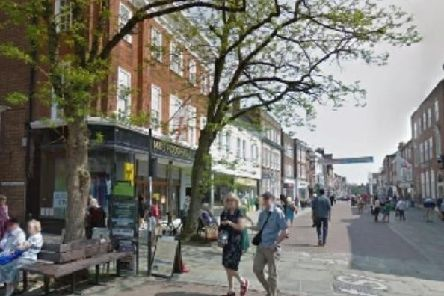 Chichester's East Street