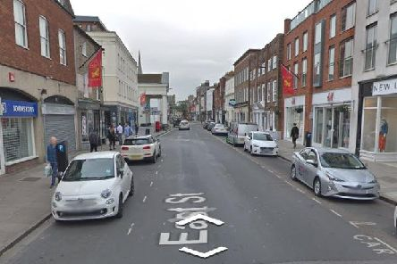 Chichester's East Street. Photo: Google Street View