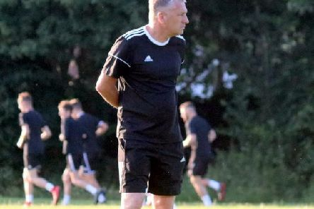 New Pagham manager Bob Paine / Picture by Roger Smith