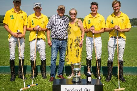 The Brecknock Cup winners / Picture: Mark Beaumont