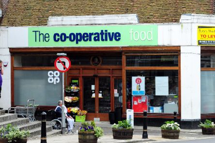 The Co-Op in Petworth