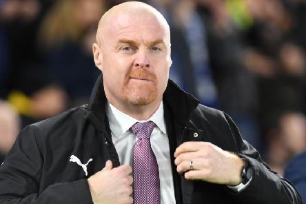Sean Dyche. Picture by PW Sporting Photography