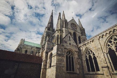 The Church in Sussex has been wracked by child abuse allegations over the years