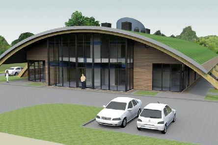 Sheddingdean Baptist Church is looking to build a permanent home off Maple Drive