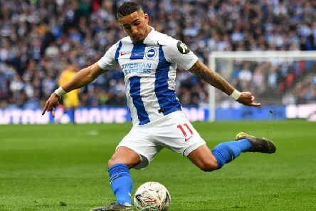 Anthony Knockaert. Getty Images