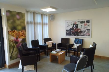 A new weekly guided relaxation group has been set up by Andrea Aro in Haywards Heath