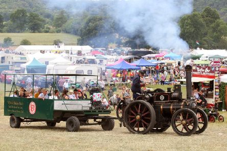 Wiston Steam Rally 2019