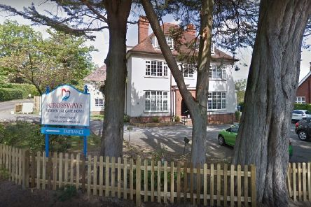 Crossways Residential Care Home in Lindfield. Picture: Google Street View