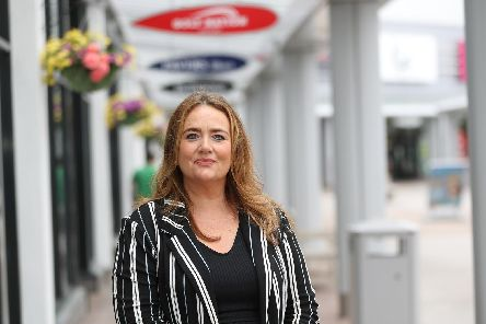 Leona Barr, centre manager of The Junction