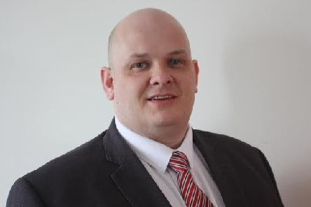 Ian McCrea, DUP, Mid Ulster candidate Assembly elections 2016