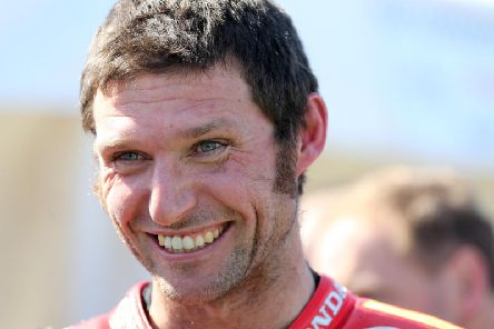 Guy Martin last raced at the Cookstown 100 in 2017 after signing for Honda Racing.