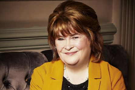 Susan Boyle will headline this year's Proms in the Park event in Belfast