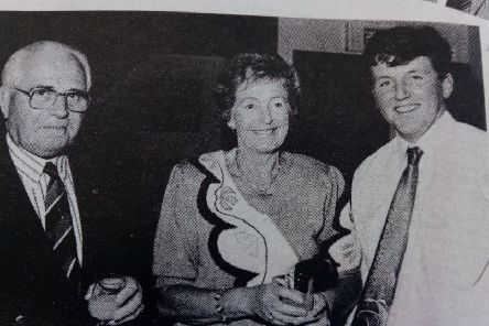 IN PICTURES: New restaurant opens in Magherafelt in 80s