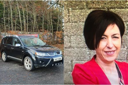 Helena's car was found close to the Foyle Bridge over a week ago.