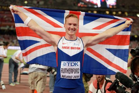 Greg Rutherford is one of Milton Keynes' best known faces after a career where he reached the very top of his sport.
