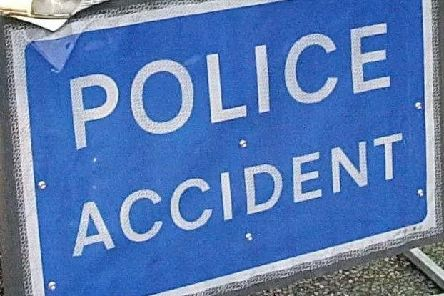 The collision closed part of Filsham Road