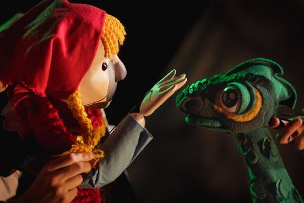 Mimi and the Mountain Dragon at Stantonbury Theatre