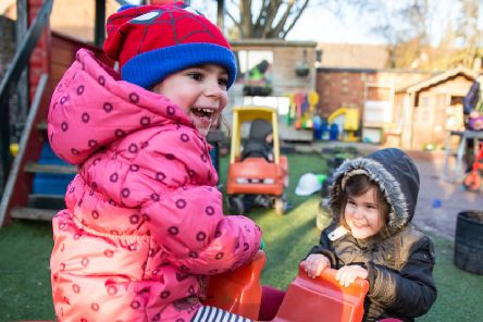 Milton Keynes nursery wants former children to come to its 30th birthday