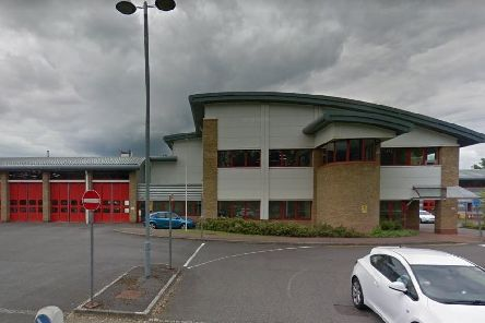 Fire service HQ in Aylesbury