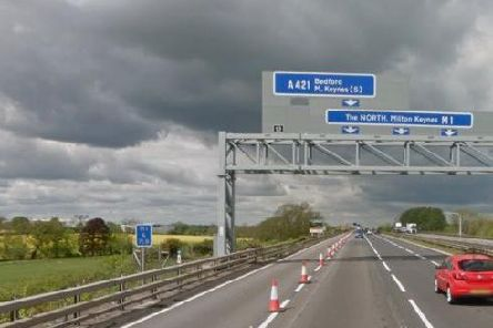 Closure plans affect the M1 and the A421