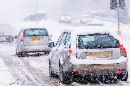 With winter now in full swing, the south of England is experiencing a mixture of weather conditions, unsettled at times, with snow on the horizon.
