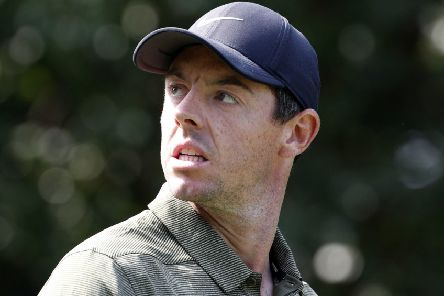 Rory McIlroy. Pic by AP.