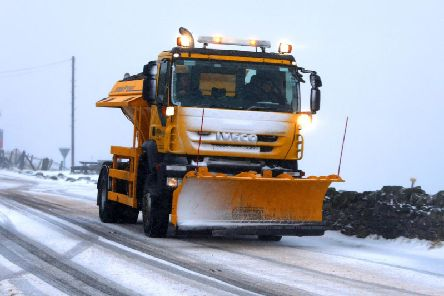 The Met Office has issued a yellow status weather warning of snow for Northern Ireland.