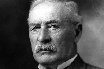 William Mulholland was head of LA's Department of Water and Power for 42 years