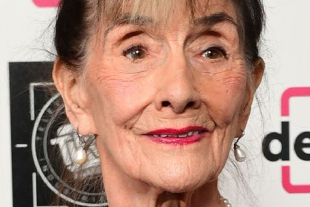 EastEnders star June Brown said her regular Guinness helps her keep weight on