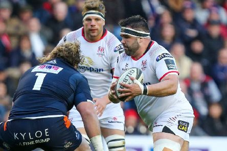 Ulster's ''Marty Moore