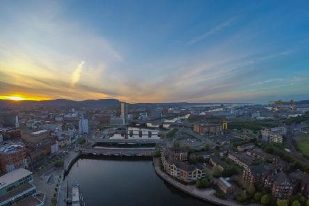 Belfast has seen living costs drop in the last year according to new rankings (Photo: Shutterstock)