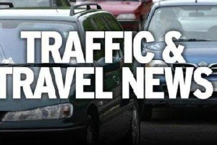 Traffic and travel: Delays on M12 at Portadown