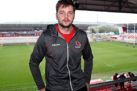 Iain Henderson has been appointed Ulster skipper.