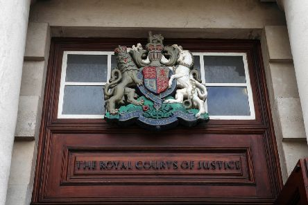 The case was heard in the High Court in Belfast