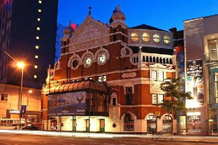 Almost 120 jobs are at risk at the Grand Opera House in Belfast during a major 10 month refurbishment