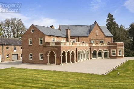 The 50 most expensive homes for sale in Northern Ireland right now.
