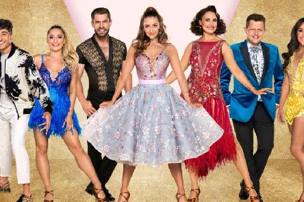 The Strictly Come Dancing Live lineup has been announced (BBC)